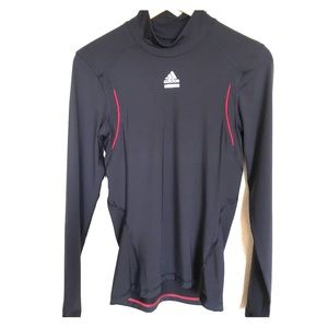 Adidas Tech Fit long sleeve athletic top